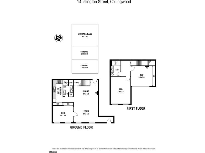 14 Islington Street, COLLINGWOOD