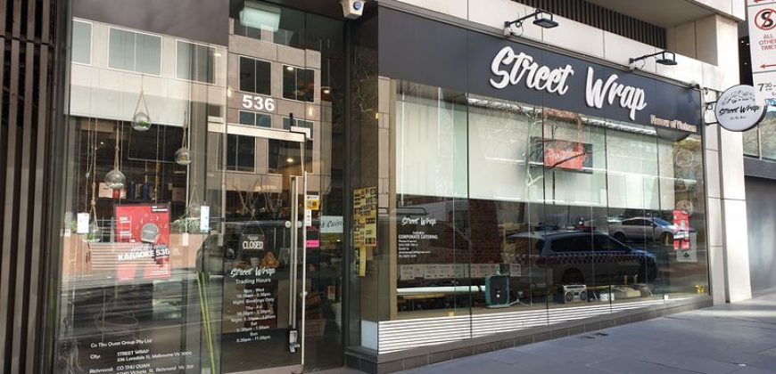 Ground Floor, 536 Lonsdale Street MELBOURNE