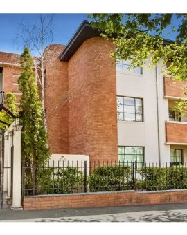 22/205 Flemington Road NORTH MELBOURNE